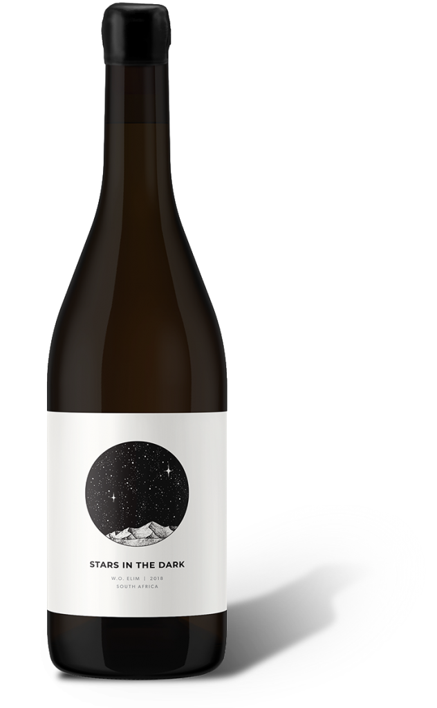 Minimalist Wines' Stars In The Dark Syrah With Shadow